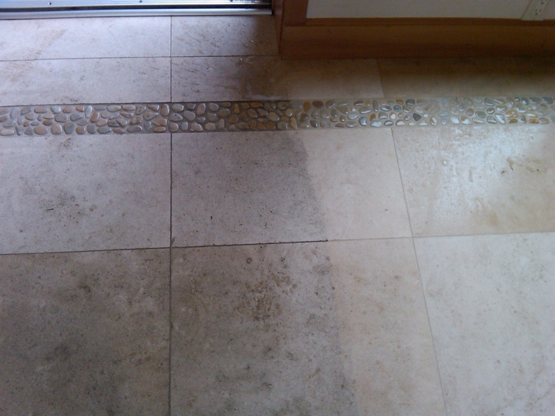 Tile and Grout Restoration