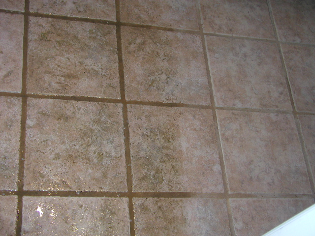 Dirty Tile/Grout